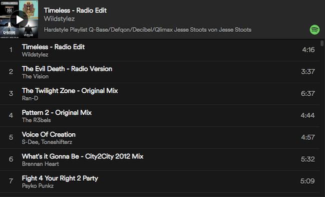 Image result for playlist